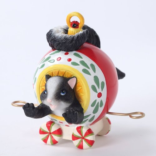 Charming Tails Your Laughter Decorates … Ornament 2012