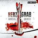 Herzgrab Audiobook by Andreas Gruber Narrated by Achim Buch, Katja Hirsch