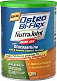 Osteo Bi-Flex NutraJoint Plus Glucosamine Drink Mix, Maximum Strength Formula, Unflavored, 13.86 Ounces