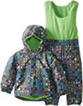 Columbia Kids Fresh Pow Bib and Jacke...
