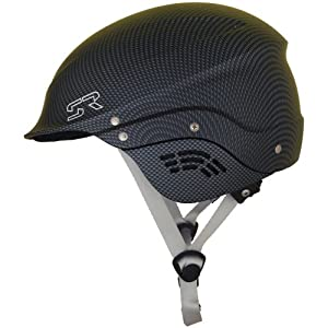 Shred Ready Standard Fullcut Kayak Helmet-Black