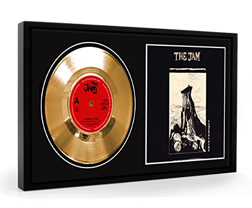 Jam Funeral Pyre Framed Disco d'oro Display Vinyl (LO)