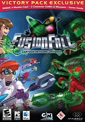 Cartoon Network Universe: Fusion Fall - PC