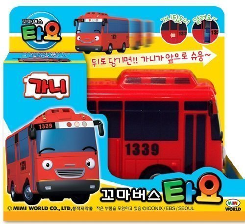 Little Bus Tayo Toy - GANI