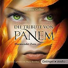 Flammender Zorn (Die Tribute von Panem 3) Hörbuch von Suzanne Collins Gesprochen von: Maria Koschny