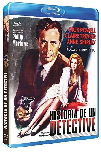 Historia De Un Detective Bd 1944 Murder, My Sweet Blu Ray B [Non-usa Format: Pal, Region B -Import- Spain]