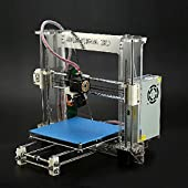 2014 Aurora 3D Printer 3 D Model Print Desktop Printer DIY KIT High Accuracy Acrylic Frame 2 kg Filaments as Gift Z605