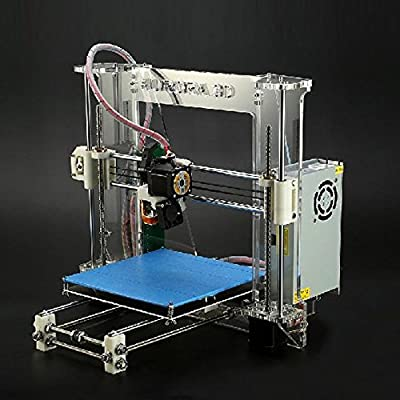 2014 Aurora 3D Printer 3 D Model Print Desktop Printer DIY KIT High Accuracy Acrylic Frame 2 kg Filaments as Gift Z605