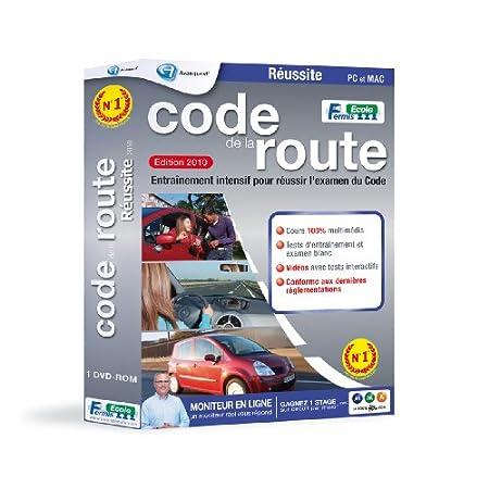 Code de la route : réussite - édition 2010