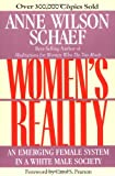 Women's Reality: An Emerging Female System (0062507702) by Schaef, Anne Wilson