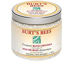 Burt\'s Bees 100% Natural Bath Crystals, 1 Pound