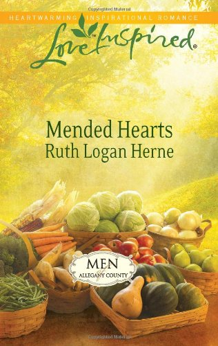Image of Mended Hearts (Men of Allegany County, Book 3)