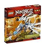 LEGO Ninjago Ice Dragon Attack 2260