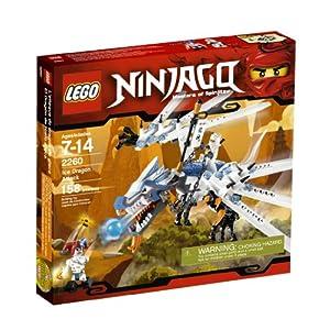 Notice lego ninjago 2260