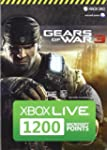 Live Points 1200 Puntos Gears Of Wars 3