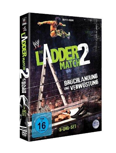 WWE - Das Leiter-Match 2: Bruchlandung und Verwüstung [3 DVDs]