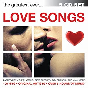 Love Songs - the Greatest Ever....