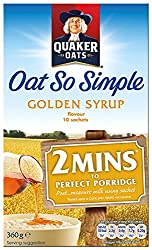 Quaker Oats Cereal Simple Golden 10 S, 360g