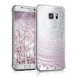 kwmobile Crystal Case Hülle für Samsung Galaxy S7 edge
