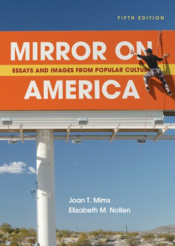 "mirror in america essays and images from popular culture Start by marking ""mirror on america: short essays and images from popular culture"" as want to read."