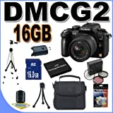 Panasonic Lumix DMC-G2 12.1 MP Live MOS