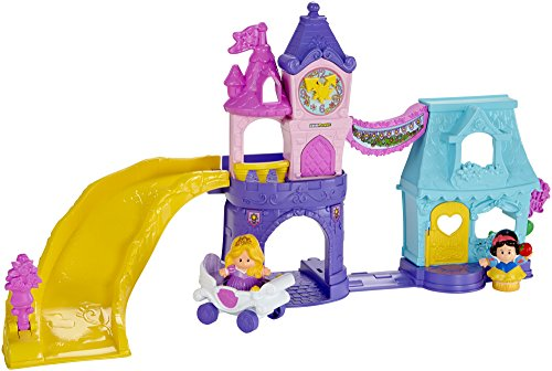 Fisher-Price Little People Disney Princess Town Square - 1