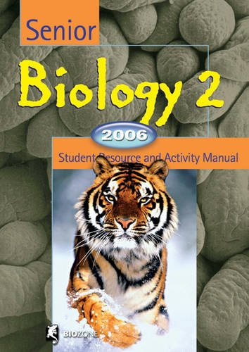 Senior Biology 2 2006 Student Resource and Activity Manual
