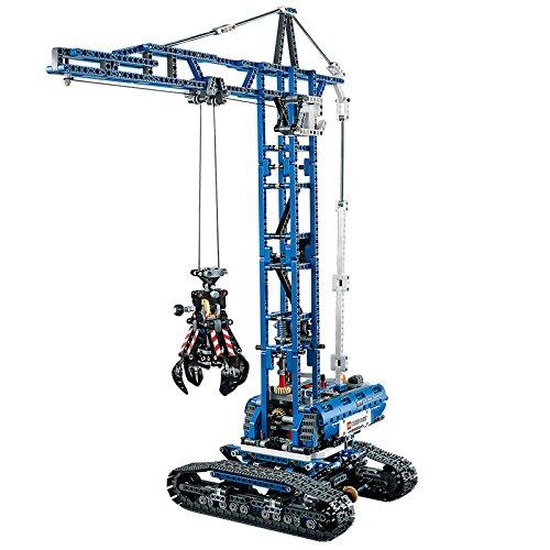 lego technique crawler crane 42042 ebay. Black Bedroom Furniture Sets. Home Design Ideas