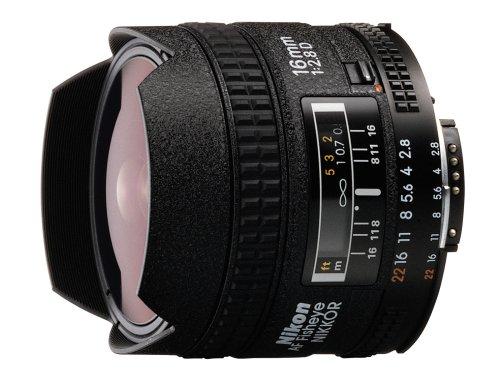 Nikon Ai AF Fisheye Nikkor 16mm F2.8D