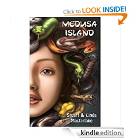 Medusa Island ( A Fantasy Fiction Story )