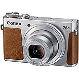 """Canon PowerShot G9X Appareil Photo Numérique Compact 20,2 Mpix Ecran LCD 3"""" Zoom Optique 3x Argent"""