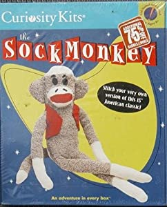 The Sock Monkey Kit 15 Inch