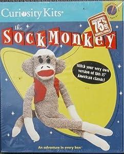 The Sock Monkey Kit 15 Inch