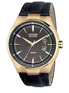 Citizen Men's Drive from Citizen Eco-Drive CTO 2.0 Rose Gold Tone Watch