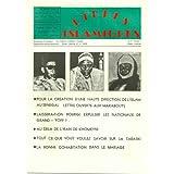 ETUDES ISLAMIQUES, DHOUL HIJJAT 1401, OCTOBRE 1981, N°11: HAUTE DIRECTION DE L'ISLAM AU SENEGAL, LETTRE OUVERTE...