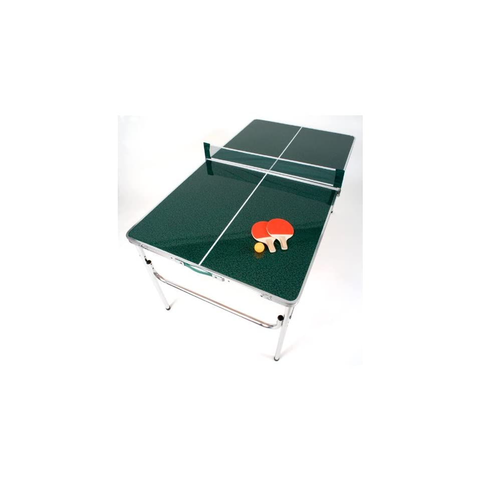 Earth Products Earth Mini Ping Pong Table (Green)