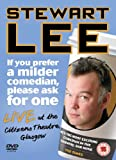 Stewart Lee - If You Prefer A Milder Comedian Please Ask For One [DVD]
