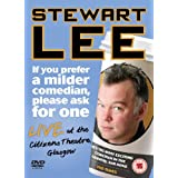 Stewart Lee - If You Prefer A Milder Comedian Please Ask For One [DVD]by Stewart Lee
