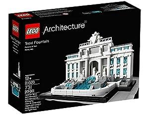 Lego Architecture - 21020 - Jeu De Construction - La Fontaine De Trévi