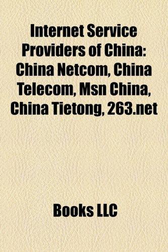 internet-service-providers-of-china-china-netcom-china-telecom-msn-china-china-tietong-263net