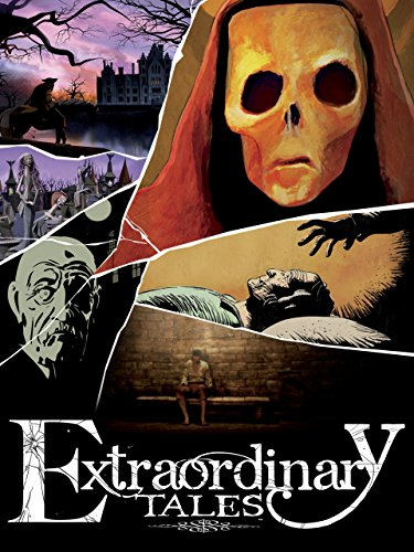 Amazon Video Spotlight: Masters of Horror & Animation In Extraordinary Tales (of Poe)