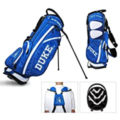 Brand New Duke Blue Devils NCAA Stand Bag - 14 way by Things for You
