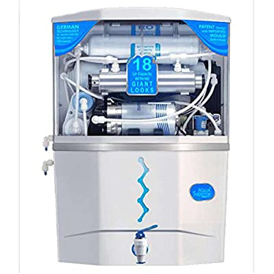 Scotch-Brite 158989522 Aqua 18 Ltr Aqua Supreme Ro+uv+uf+tds Water Purifiers