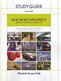 img - for Study Guide to Accompany Macroeconomics, 2nd Edition book / textbook / text book