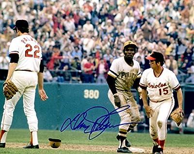Autographed Davey Johnson 8x10 Baltimore Orioles Photo