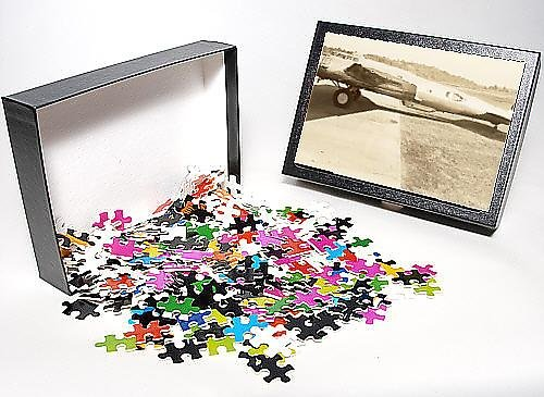 Photo Jigsaw Puzzle of Boeing B-17C Flying Fortress
