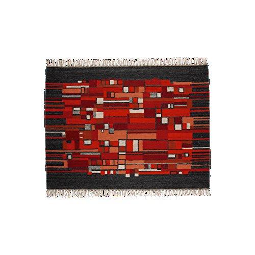 Mosaiko - entro 3 mq - fatto a mano - in lana
