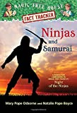 Magic Tree House Fact Tracker #30: Ninjas and Samurai: A Nonfiction Companion to Magic Tree House #5: Night of the Ninjas (A Stepping Stone Book(TM))
