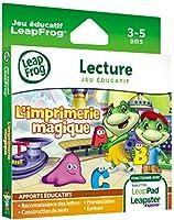 Leapfrog - 82014 - Jeu Electronique - Leappad / Leapster -  L'Imprimerie Magique