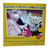 Build A Bear Kit-Sweetheart Bear